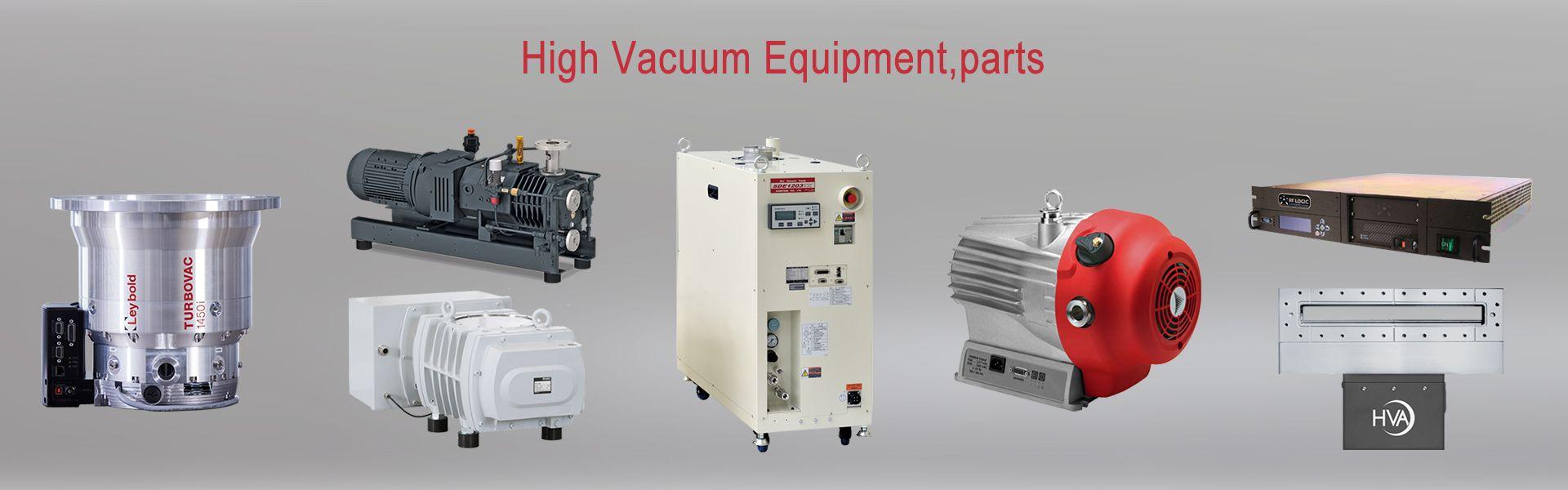 High Vacuum Equipment,parts