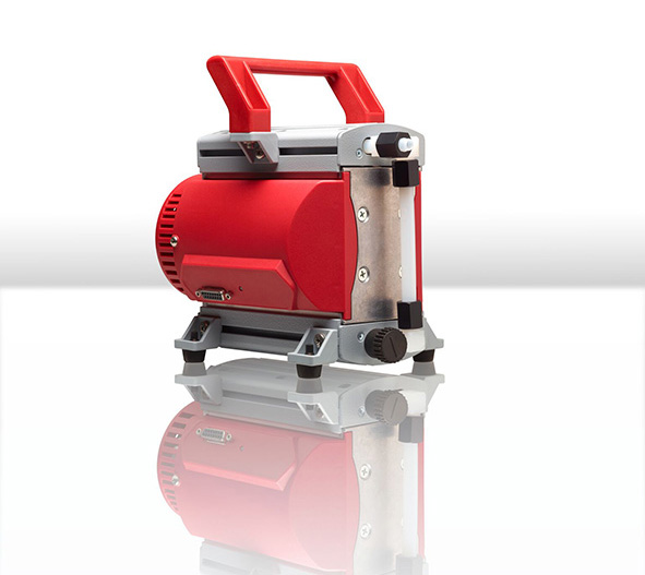 New Pfeiffer MVP 030-3 C DC diaphragm pumps for clean, dry vacuum