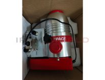 New Pfeiffer Hipace 80 Turbo Pump with TC110 PB Controller, DN 40 Iso-KF, PMP04268A