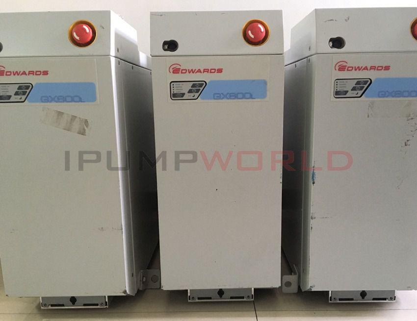 Used Edwards Gx600l 200V Dry Vacuum Pump Working, A54730958