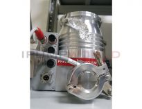 Used Pfeiffer Hipace 300 PMP03900 Turbo Pump, DN 100 ISO-K, Working