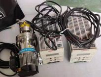 Used Varian Turbo-V 70LP Turbo Pump with TV70 CONTROLLER & Cable