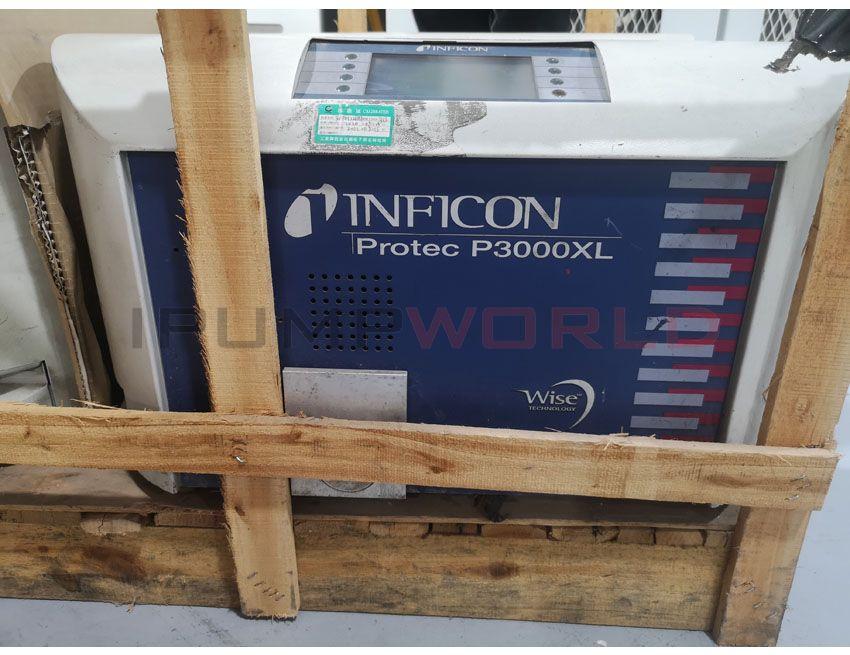 Used inficon Protec P3000 Helium Sniffer Leak Detector, 520-001