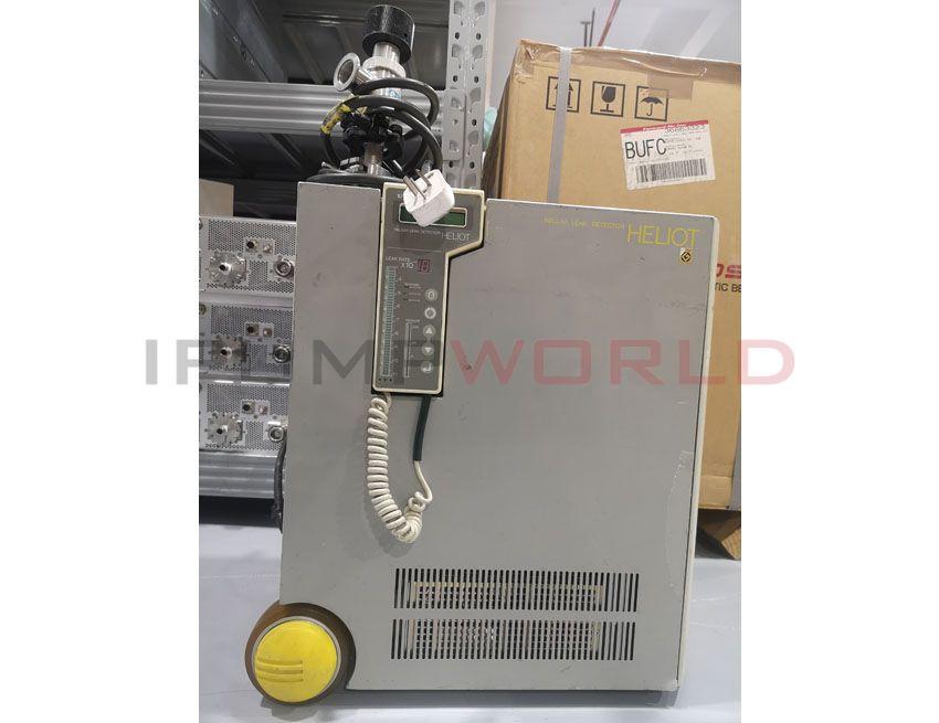 Used ULVAC HELIOT 301 HELIUM LEAK DETECTOR