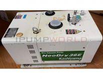 Used Kashiyama NeoDry 36E Dry Vacuum Pump