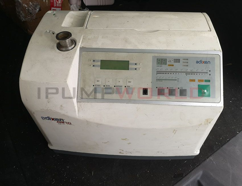 Used Alcatel Adixen ASM142 HELIUM LEAK DETECTOR, T0R00000B810