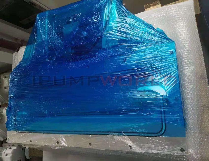 Used VAT 02433-BA44-BSO1 Rectangular gate valve