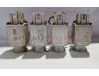 Used SMC XLG-50-1M9BA high vacuum valve