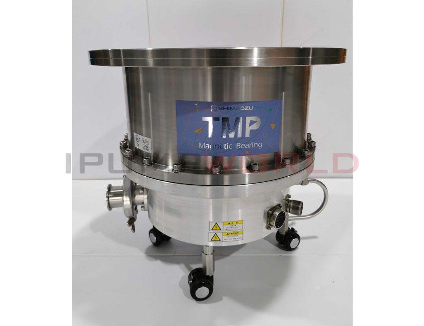 Used Shimadzu TMP-3203LMC-5 TURBO MOLECULAR PUMP Working