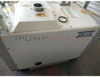 Used Kashiyama SDE120 DRY VACUUM PUMP Working