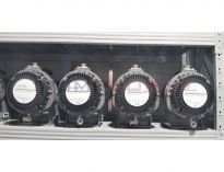 Used ULVAC DIS-500 OILFREE SCROLL VACUUM PUMP Working