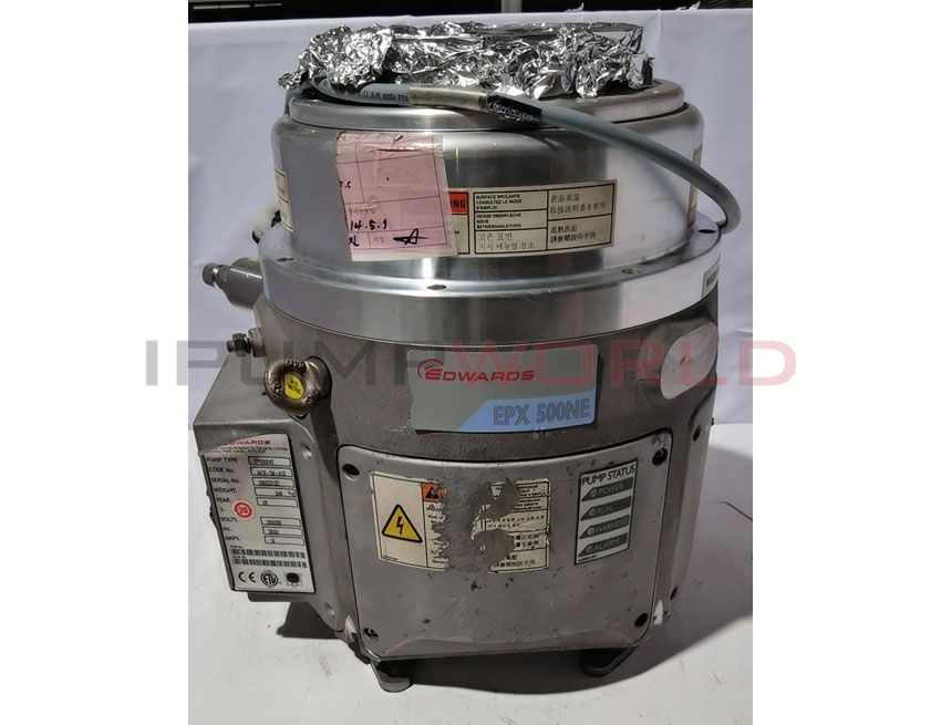 Used Edwards EPX500NE Semiconductor Dry Vacuum Pump Working, A41954412