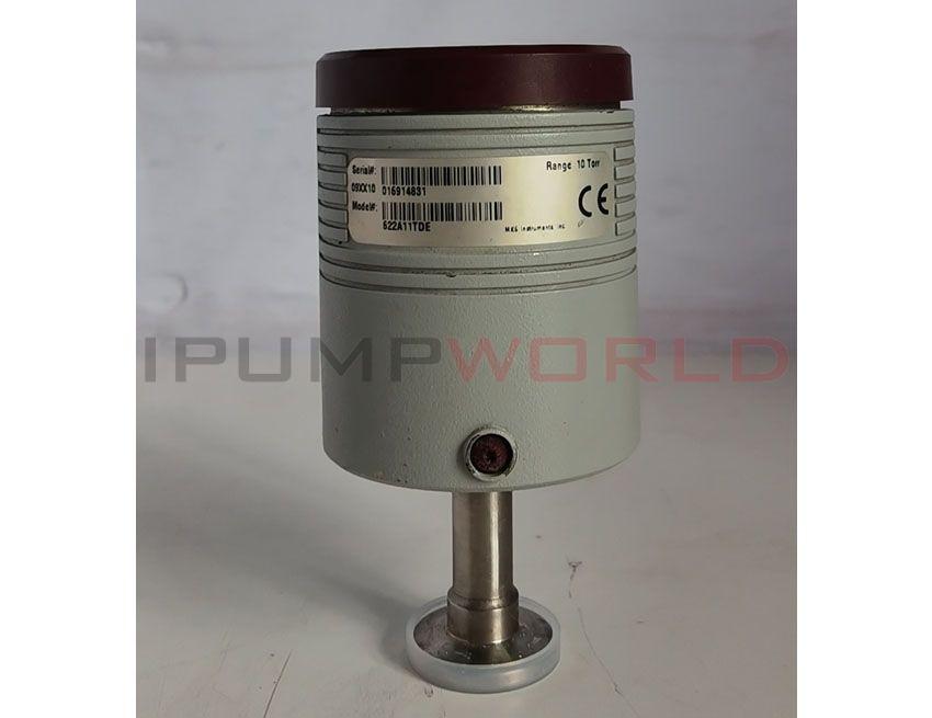 Used MKS 622A11TDE Vacuum Gauge Working
