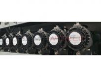 Used ULVAC DIS-251 Dry Scroll Pump Working