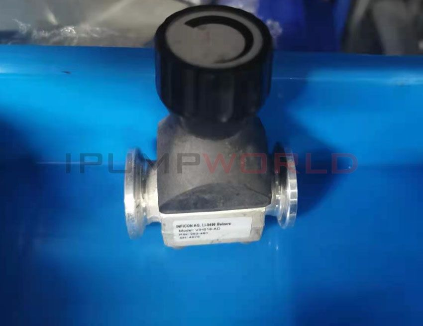 Used inficon VIH016-AD Diaphragm Valve