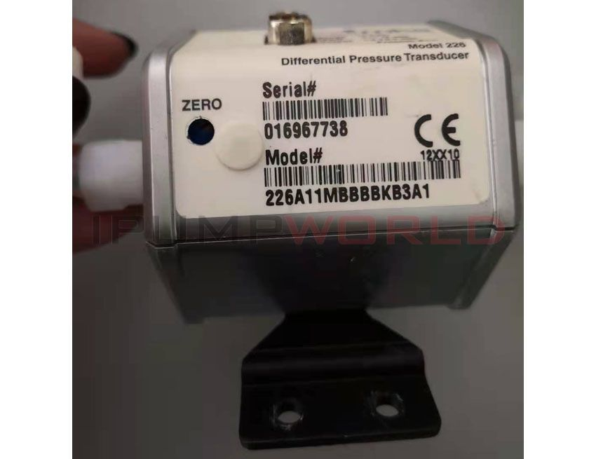 Used MKS 226A11MBBBBKB3A1 Differential Pressure Transducer