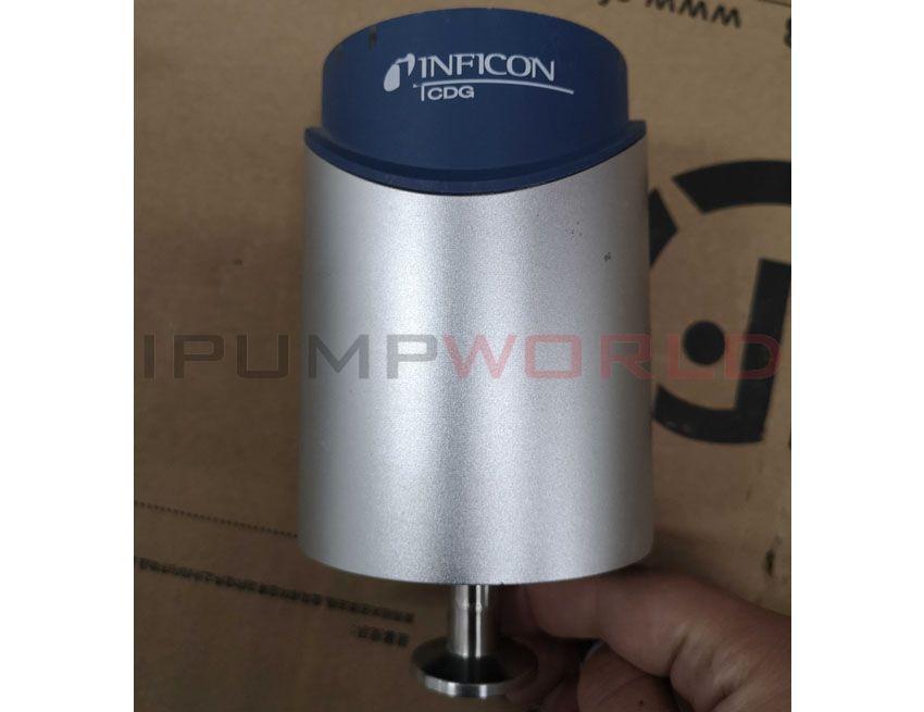 Used inficon CDG045D 1 Torr Vacuum Gauge Working