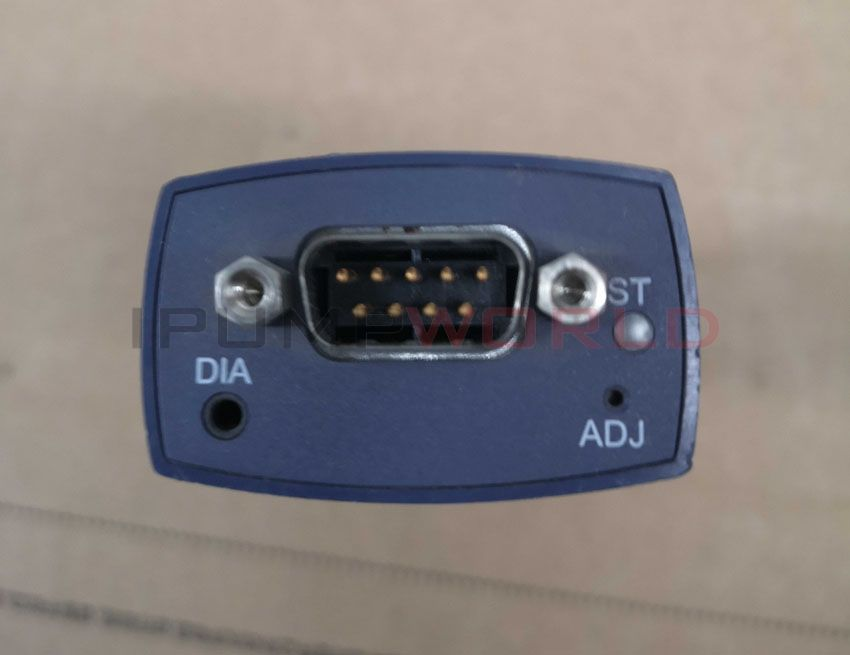 Used inficon PCG550 Pirani Capacitance Gauge Working