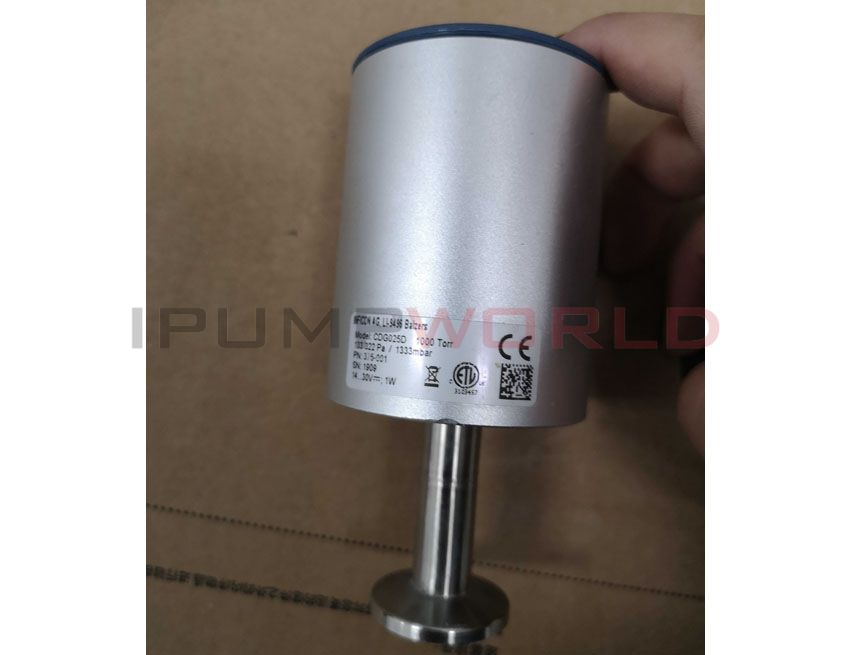 Used inficon CDG025D Capacitance Diaphragm Gauge Working