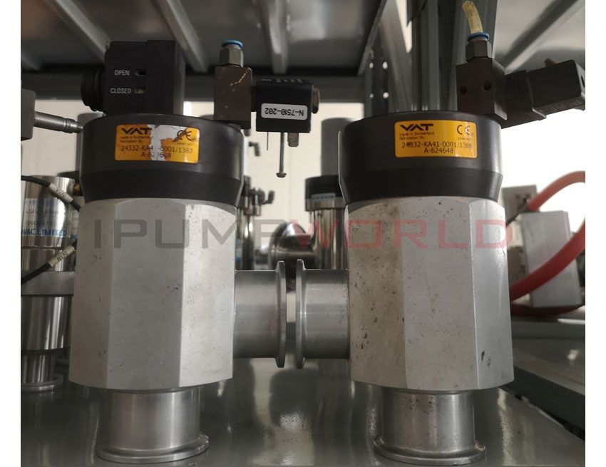 Used VAT 24332-KA41-0001/1388 A-624648 Vacuum Valve