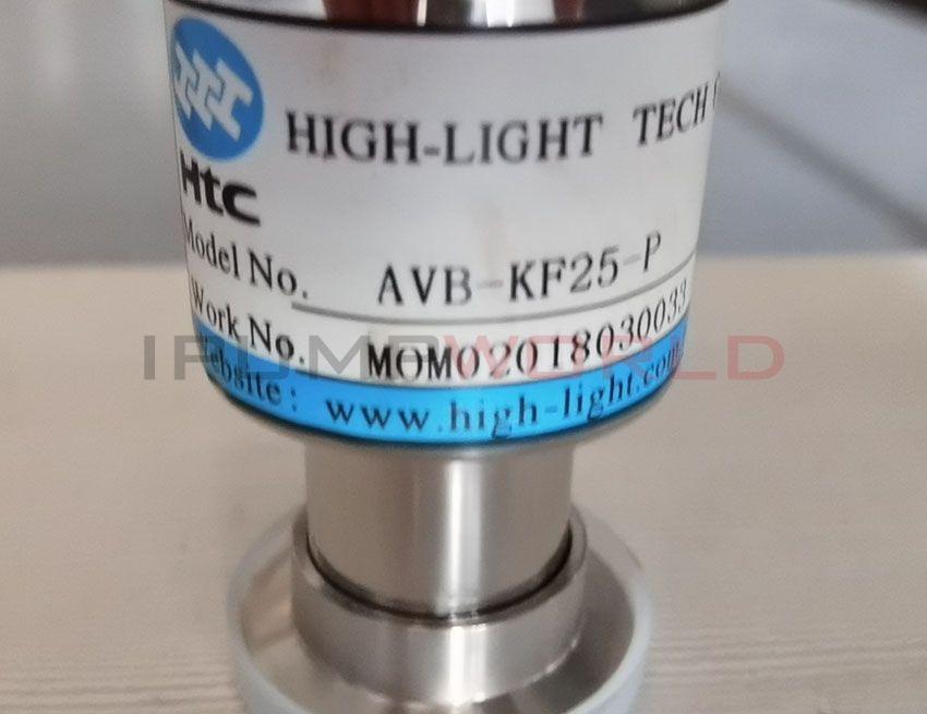 Used HTC AVB-KF25-P Angle Valve