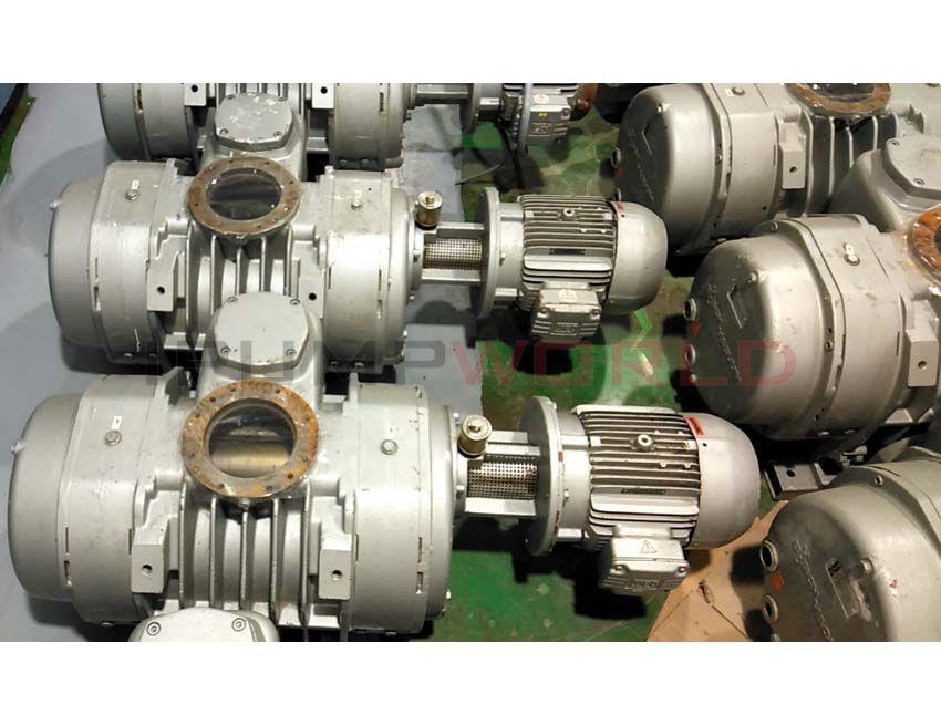 Used BUSCH WV 2000 C Vacuum Booster Pump