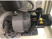 Used Agilent TS300 TriScroll 300 Dry Scroll Vacuum Pump, Single Phase, 220V