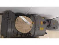 Used EDWARDS EH1200 mechanical booster pump Working