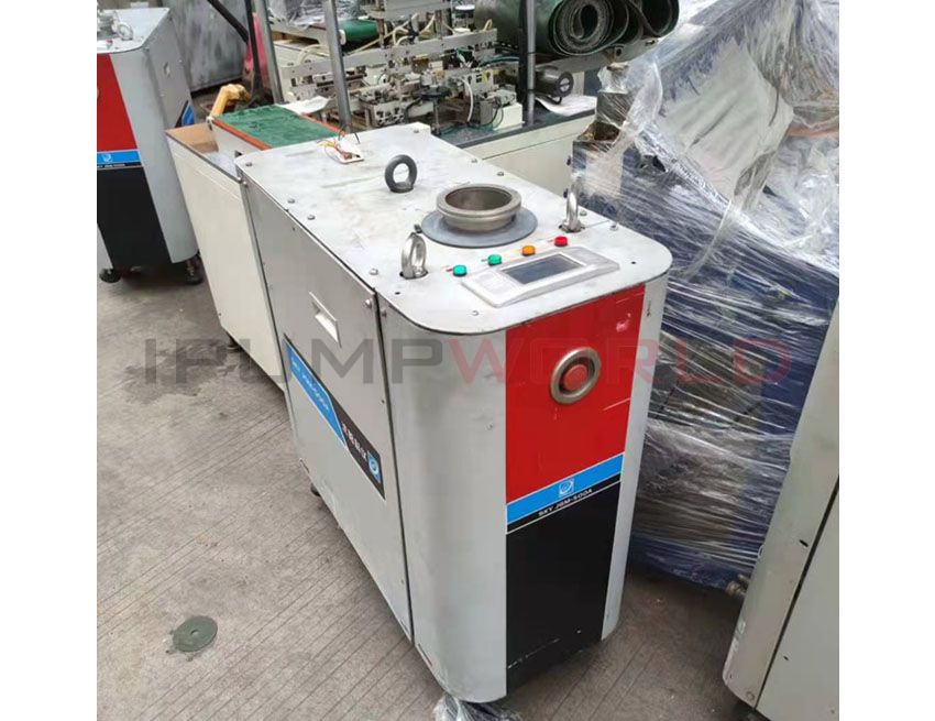 Used SKY JGM-500A-01 Dry vacuum pump unit