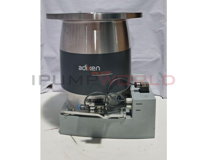 Used Alcatel ATH1600M Turbo Pump Working