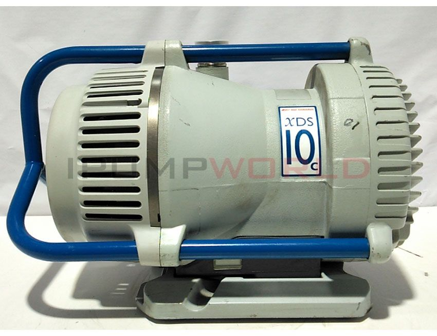Used Edwards XDS10c Dry Scroll Pump Working