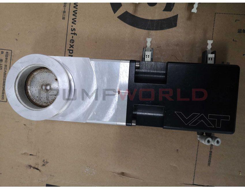 Used VAT 01234-KA24-0001/0329 A-1272371 Mini Gate Valve